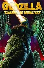 Godzilla Kingdom of Monsters Trade Paperback Volume 1 by Idw Jc