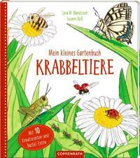 Coppenrath Verlag: Mein kleines Gartenbuch KRABBELTIERE, Neu