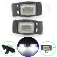 LED Number License Plate Light Lamps For Ford Escape Mazda MX-5 Tribute MPV 323