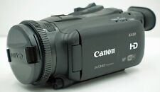 Canon Xa20 Hd Professional Camcorder, Mint Condition, Orig Box w Accessories+Bag