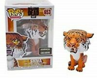 Shiva WALKING DEAD Funko Pop Vinyl New in Mint Box + TWD Sticker + Protector