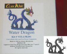 Valiant L5R Un201 Clan War Water Dragon (1) Miniature Sea Serpent Ocean Drake