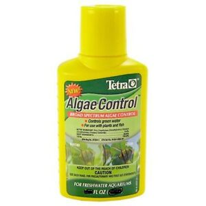 TETRA ALGAE CONTROL 1.69 OZ BROAD SPECTRUM GREEN WATER. TO THE USA