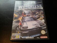 GAME CUBE WRECKLESS THE YAKUZA MISSIONS