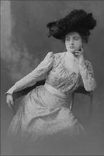 713014 Actress 1916 A4 Photo Print