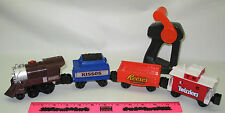 Lionel new Lionel Hershey's Little Lines steam engine, tender, go