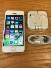 Apple iPhone 5s - 16GB - Silver (TracFone)
