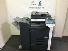 Konica Minolta Bizhub 552 Black & White Copier Printer Scanner Fax Low use 249k