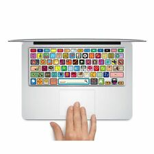 Logic Pro X Icon collection Keyboard Stickers For MacBook