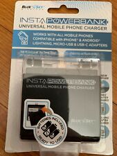 🔷insta powerbank univeral mobile phone charger (works for ALL MOBILE PHONES)🔷