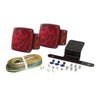 Sealed Waterproof LED Boat/Utility/Landscape Trailer Tail/Break Light Kit