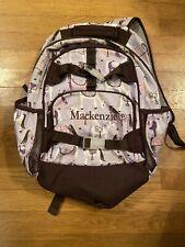 """Pottery Barn Backpack For """"mackenzie"""""""