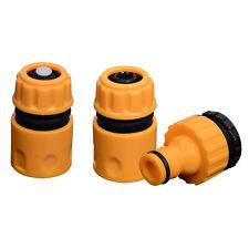 3pcs/Set Gartenschlauch Adapter für den Wasserschlauch Anschluss Garten