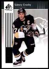 2011-12 SP Game Used Sidney Crosby #76