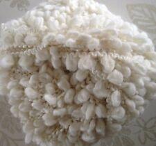 Pelotes de laine astrakan couleur écrue: fabriqué en France