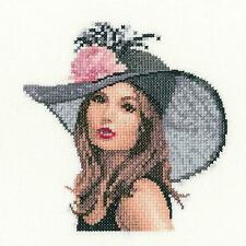 Heritage Crafts Counted Cross Stitch Kit - Rachel - Elegance Miniatures by John