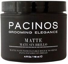 Pacinos Matte Styling Paste 4 oz
