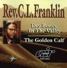Rev. C.L. Franklin - Dry Bones In The Valley / The Golden Calf -  New CD