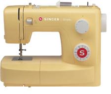 Singer Simple 3223Y gelb Nähmaschine mechanisch Freiarm 23 Nähprogramme #1168228