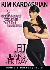 DVD - Exercise - Fitness - Kim Kardashian: Fit in Your Jeans by Friday