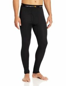 MEN'S CARHARTT FORCE COLD WEATHER BASE LAYER BOTTOM PANTS LONG JOHNS FAST DRY