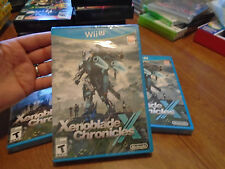 Xenoblade Chronicles X Nintendo Wii U VIDEOGAME NEW FACTORY SEALED