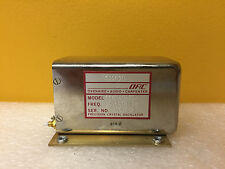 Ovenaire OSC-49-22A, 10 Mhz, Precision Crystal Oscillator + Mount Bracket