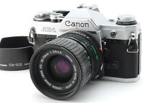 【F/S EXC++++】Canon AE-1 W/ CANON ZOOM LENS FD 35-70mm f/3.5-4.5 from Japan 1237