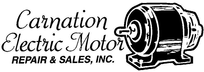 Carnation Electric Motor
