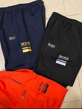 Men's Hugo Boss Headlo 1 Shorts Dark Blue/Black/Red