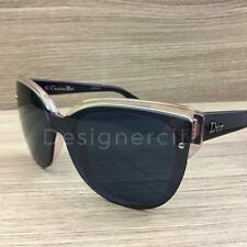 Christian Dior Glisten 3 Sunglasses Opal Pink Blue Purple ES9KU Authentic