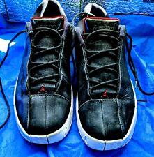 Jordan TE Team Elite 2 Low Black Red White Shoes  AO1696-001 $110 Mens 8