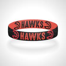Reversible Atlanta Hawks Bracelet Wristband #TrueToAtlanta