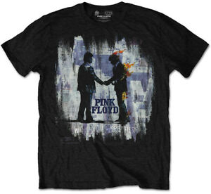 Pink Floyd 'Wish You Were Here Painting' T-Shirt - NEW & OFFICIAL!