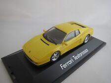 HERPA  010351  Ferrari  Testarossa  (gelb)  1:43  OVP !