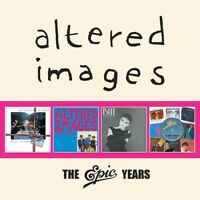 Altered Images - Epic Years [New CD] Boxed Set, UK - Import