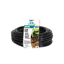 DIG 1/4 in. x 50 ft. Soaker Hose Dripline Outdoor Garden Watering & Irrigation