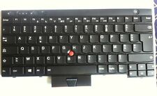 Thinkpad Lenovo Laptop Keyboard Model no CS12BL-85F0 French layout