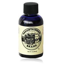 Mountaineer Brand® Beard Oil (WV Citrus & Spice) 2 oz
