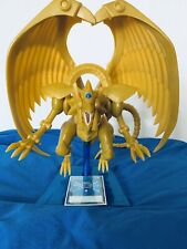 Yu-Gi-Oh The Winged Dragon of Ra - 13� Deluxe Figure - Vintage - Rare!