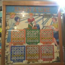 "Bally 1962 ""Shoot-A-Line"" Bingo Machine [Located In Michigan]"