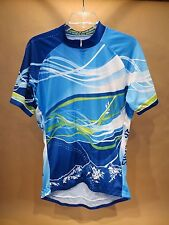2009 Courage Classic Cycling Jersey 20 Years • Children's Hospital • XL • Primal