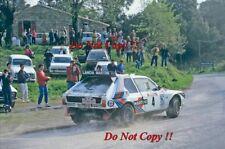Henri Toivonen Martini Lancia Delta S4 Tour De Corse Rally 1986 Photograph 3