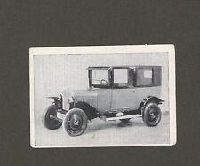15/808 sammelbild vecchia tecnica AUTO OPEL 4/14 Berlina anno 1925