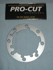 Used-Genuine Pro-Cut 8-Hole Multi-Lug Spacer Ring-Aluminum - Fits Pro-Cut Lathes