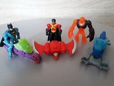 DC Comics Batman Mighty Minis FULL SET OF 6 ACTION FIGURES - resealed blind bag
