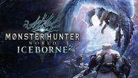Monster Hunter:World PS4,PS5,PC save data Mod service!