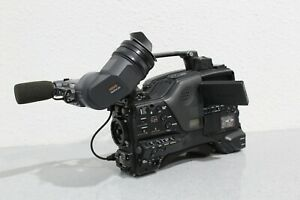 "Sony PDW-700 XDCAM HD 2/3"" 3CCD Camera 2052 Hours"
