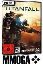 Titanfall Key - PC EA ORIGIN Vollversion Spiel Download Key Game Code - EU/DE