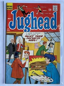Jughead 144 Archie Comics 1967  FN  6.0 - 6.5  Archie and Veronica